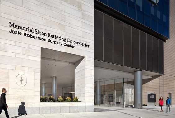 Showcase 2016: Josie Robertson Surgery Center, MSK Cancer Center, New York