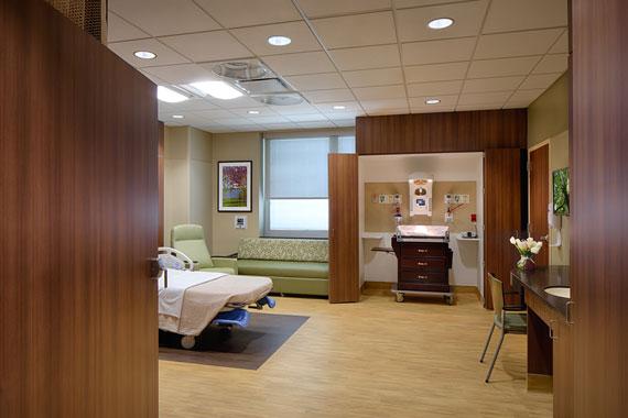 PHOTO TOUR: Memorial Hermann Pearland Hospital