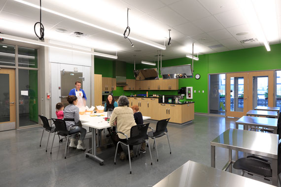 Creating A Destination Campus For Wellness And Inclusion