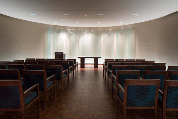 New Chapel Designs Offer Solace For All