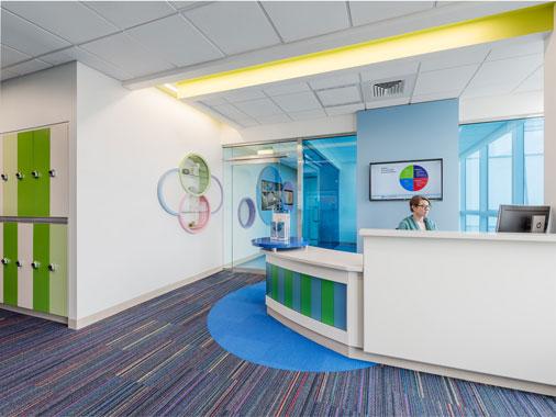 PHOTO TOUR: Boston Children's Hospital Simulation Center