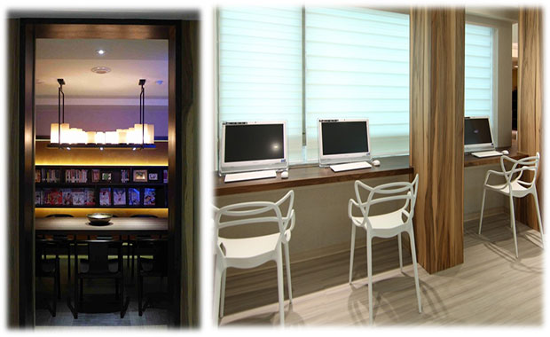 Book Loving Lounge Staff Space (BLLSS) [Changhua, Taiwan]