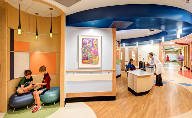 Cincinnati Children's Hospital Medical Center A5C Cancer Center; Blood Diseases Institute Inpatient Unit [Cincinnati]