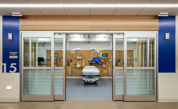 Legacy Good Samaritan Medical Center Emergency Department Remodel [Portland, Ore.]