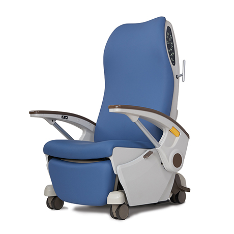 TruRize Stryker powered clinical chair