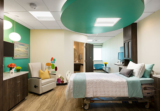 PHOTO TOUR: Fort Worth Adolescent And Young Adult Oncology Coalition Unit