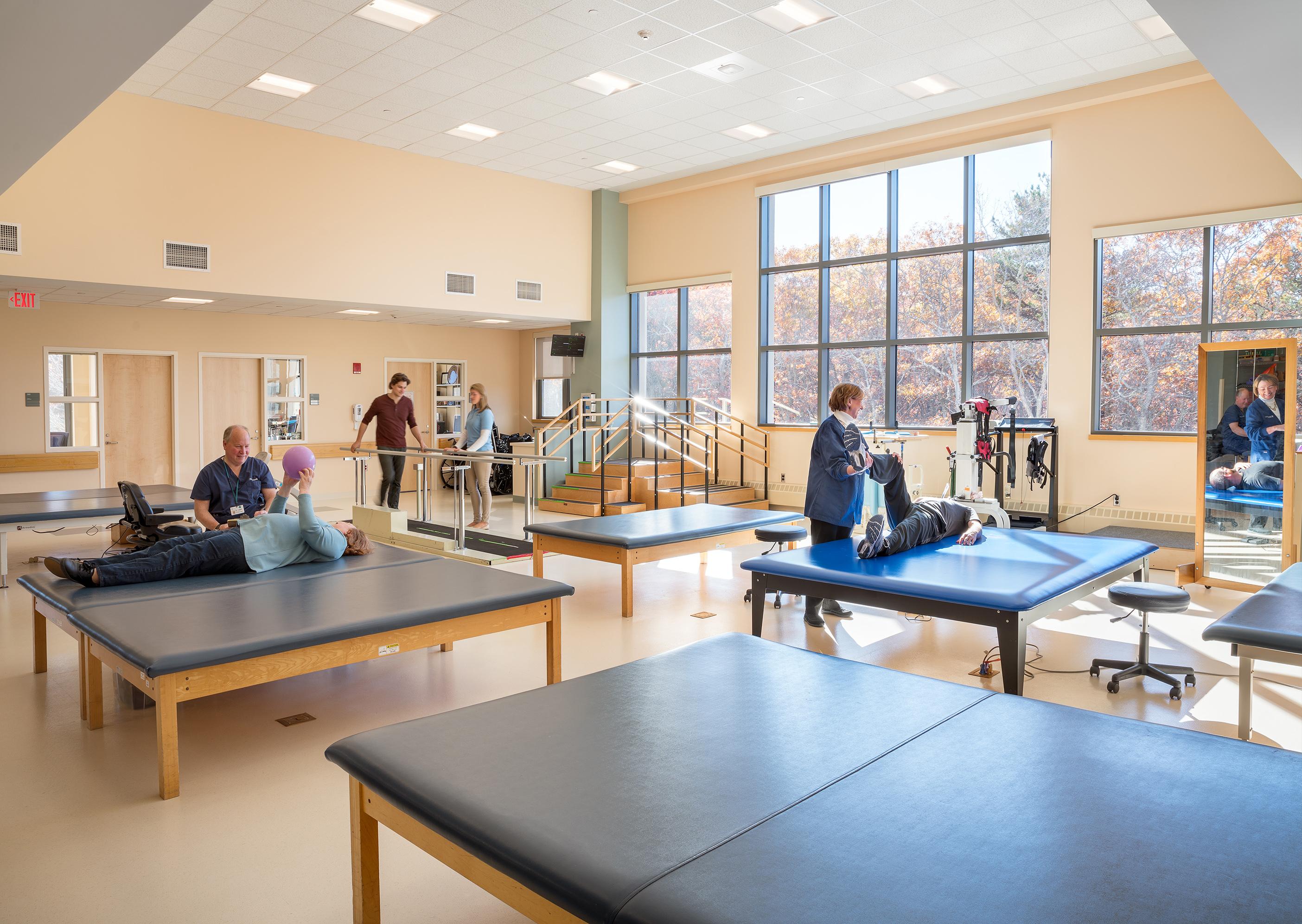 Spaulding Rehabilitation Hospital Cape Cod Expansion Complete