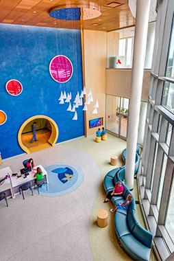 PHOTO TOUR: Cincinnati Children's/UC Health Proton Therapy Center
