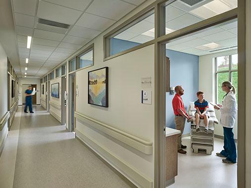 PHOTO TOUR: Valley Health Cancer Center