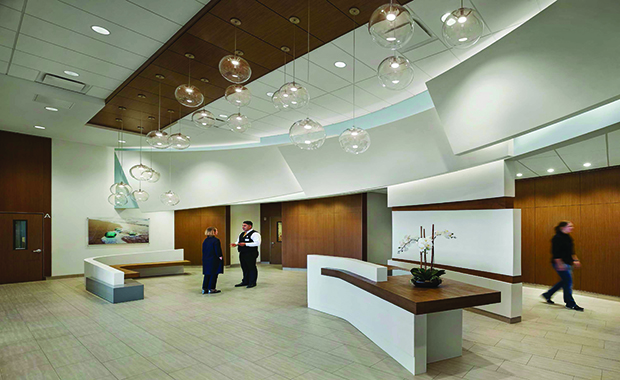 Creating A Positive First Impression With Healthcare Lobbies
