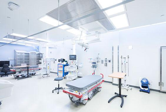 PHOTO TOUR: Edson Healthcare Centre