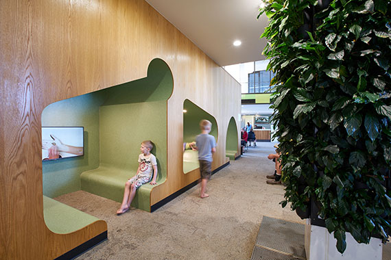 Australian Clinic Design Bridges Health, Well-Being