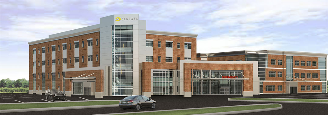 Sentara BelleHarbour Breaks Ground On Second Medical Building