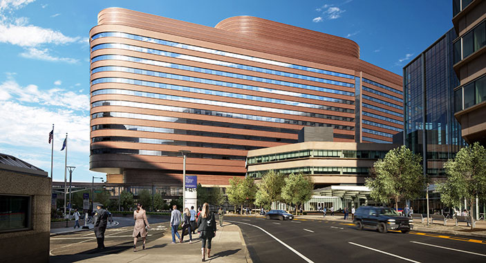 University of Pennsylvania Announces $1.5 Billion Hospital Pavilion