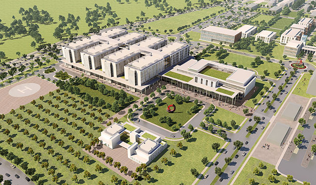FIRST LOOK: All India Institute of Medical Sciences