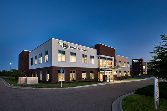 Merit Health Madison Opens