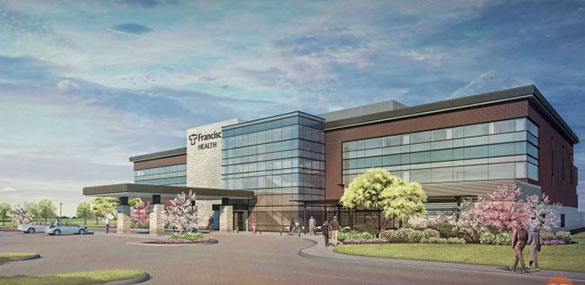 Franciscan Health Ready To Break Ground On New Micro-Hospital