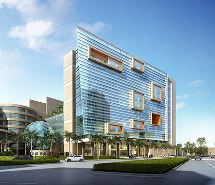 FIRST LOOK: Children's Cancer Hospital Egypt 57357