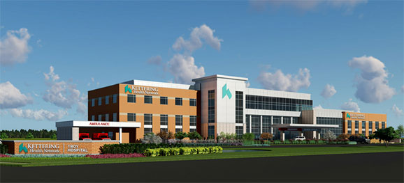Kettering Health To Build New Hospital