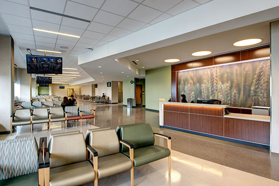 PHOTO TOUR: Ron J. Anderson, MD Clinic