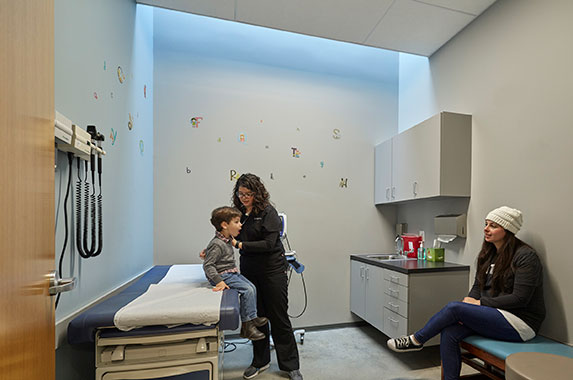 PHOTO TOUR: Harvey Pediatric Clinic