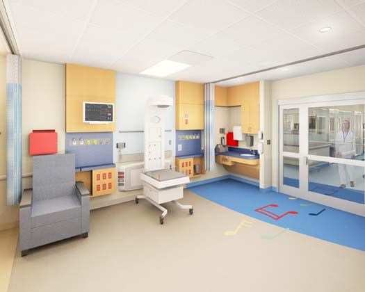 Monroe Carell Jr. Children's Hospital at Vanderbilt Vertical Expansion