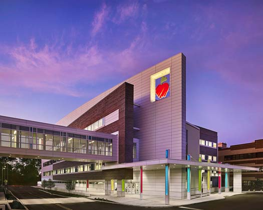 Tenet Healthcare St. Christopher's Hospital for Children, Critical Care Tower
