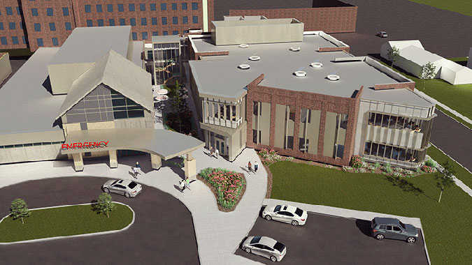 Mercy Medical Center –North Iowa's East Campus To Expand