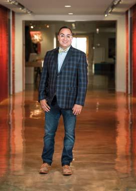 The HCD 10 Clinician: Manuel Hernandez