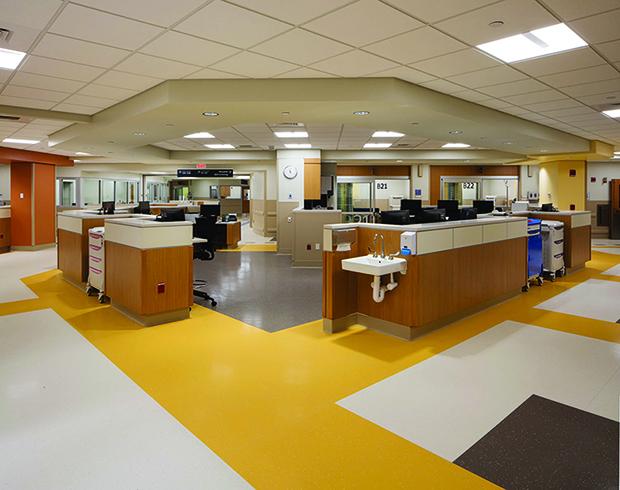 Finding A Rhythm: Lahey Hospital & Medical Center