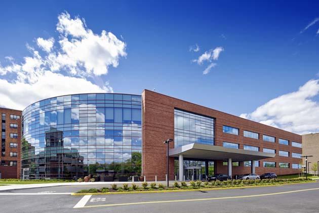 Lining Up: Clara Maass Medical Center