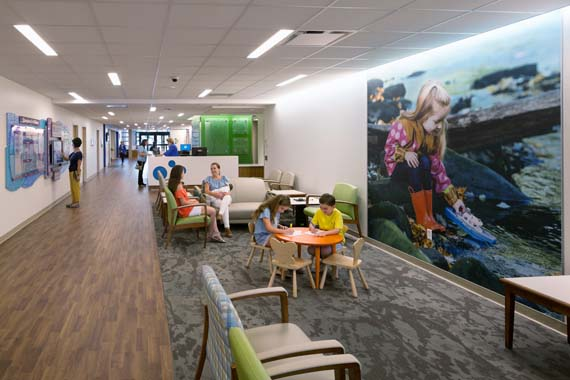 PHOTO TOUR: Akron Children's Hospital Mahoning Valley