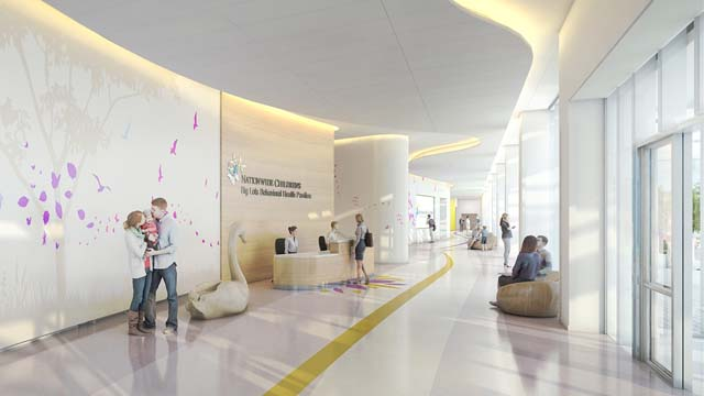 FIRST LOOK: Nationwide Children's Hospital's Big Lots Behavioral Health Pavilion