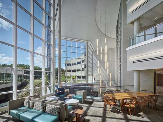 Remodel/Renovation Finalist 2017: Memorial Sloan Kettering Monmouth (Cancer Care)