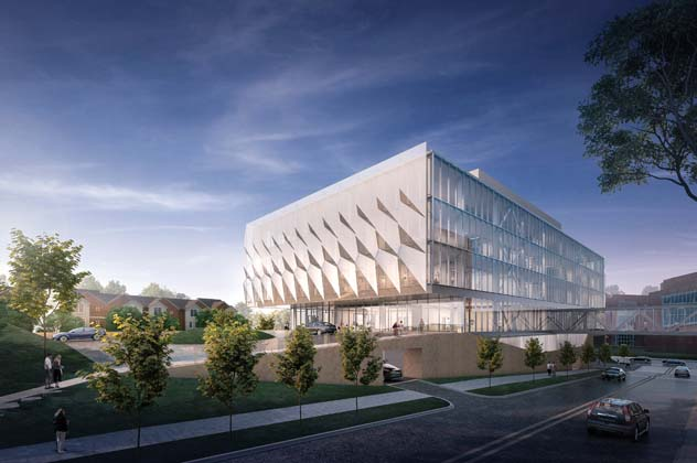 FIRST LOOK: University of Cincinnati Gardner Neuroscience Institute