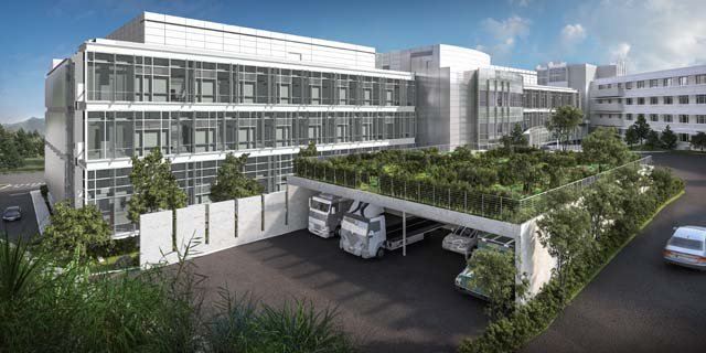 FIRST LOOK: Marin General Hospital