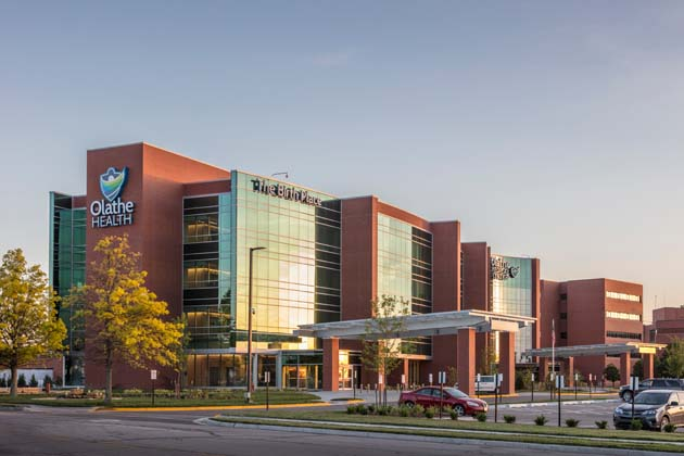 PHOTO TOUR: The Birth Place At Olathe Medical Center