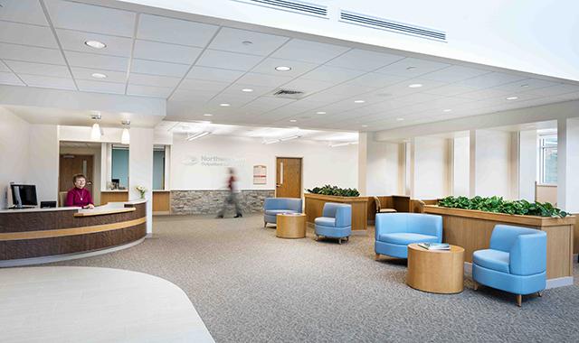 Northwestern Medical Center Celebrates Opening Of New MOB