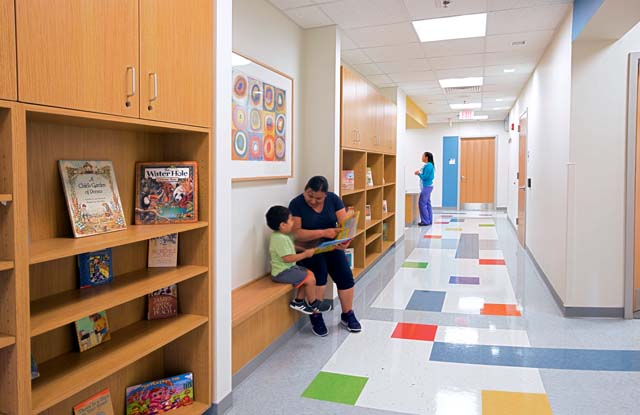 Building Synergy: South Philadelphia Community Health and Literacy Center
