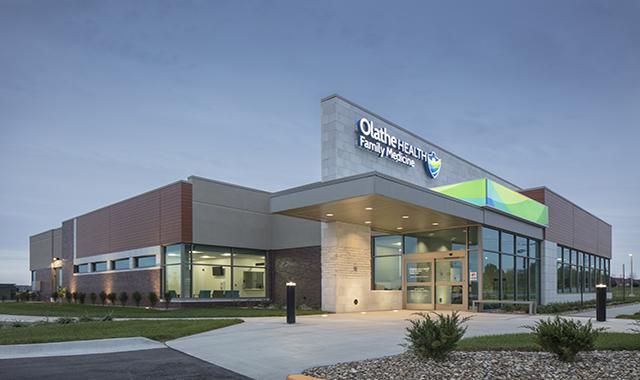 Olathe Health Physicians Inc. Opens Hedge Lane Clinic