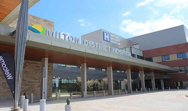 Milton District Hospital Wraps Up Final Part Of Expansion Project