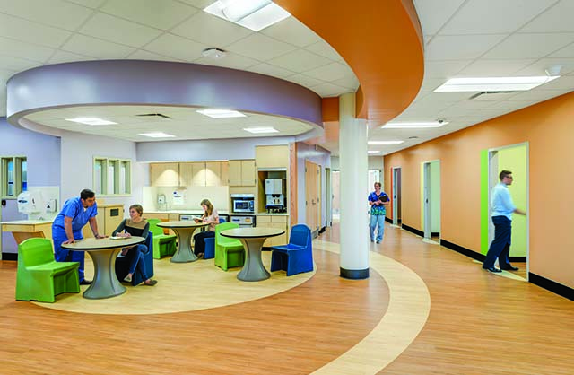 Answering The Call For Behavioral Healthcare In Pediatric Facilities