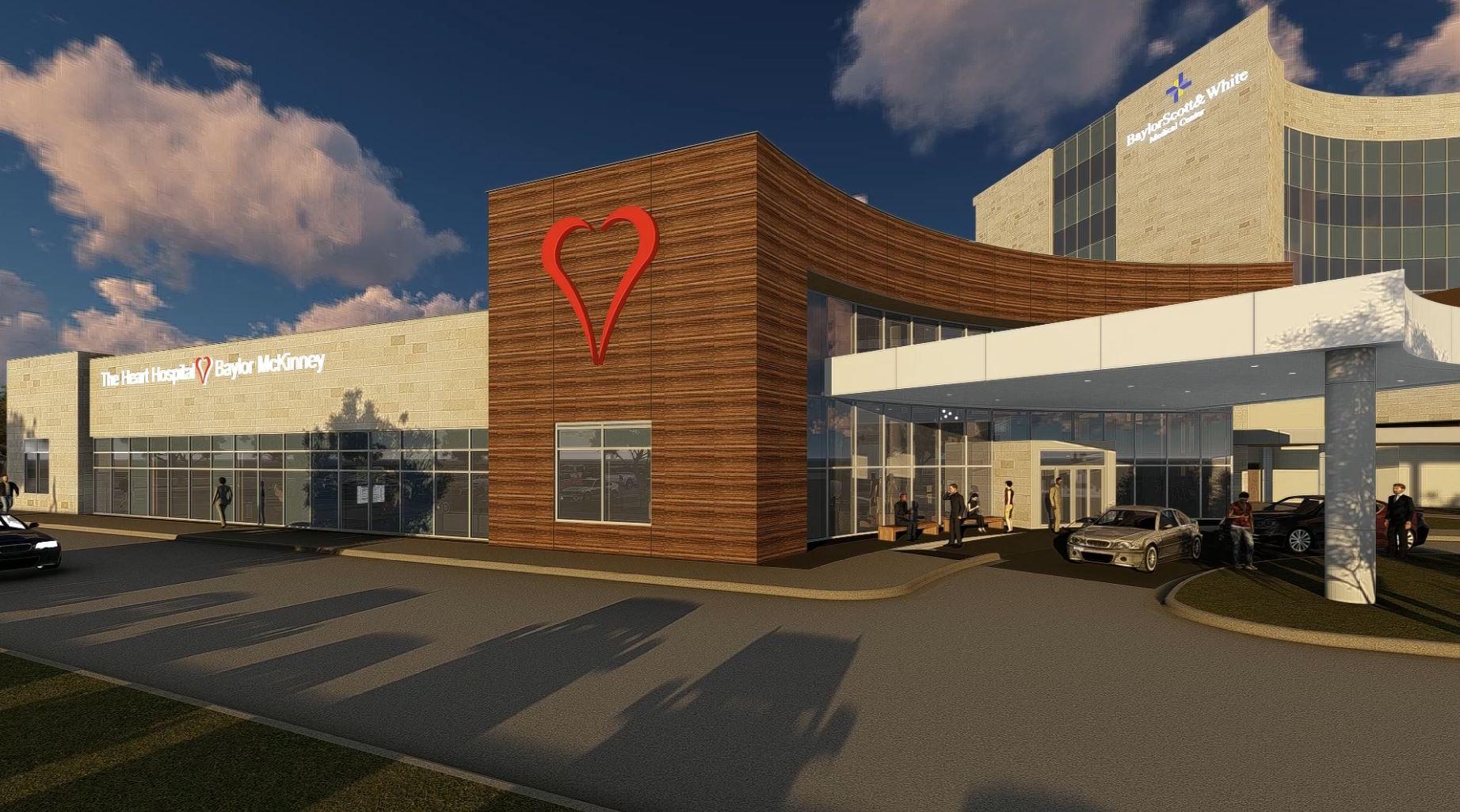 FIRST LOOK: The Heart Hospital Baylor McKinney
