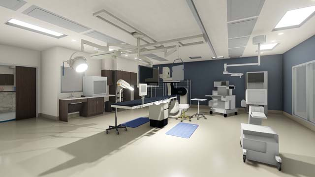 FIRST LOOK: The Heart Hospital Baylor McKinney