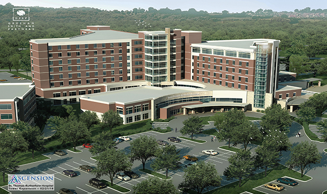 Saint Thomas Health To Begin Surgery Expansion, Patient Tower Projects