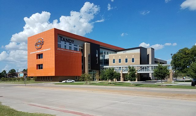 A. R. And Marylouise Tandy Medical Academic Building Opens