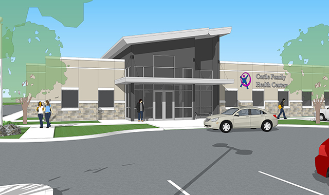 Castle Family Health Centers To Develop New Facility In Winton, Calif.