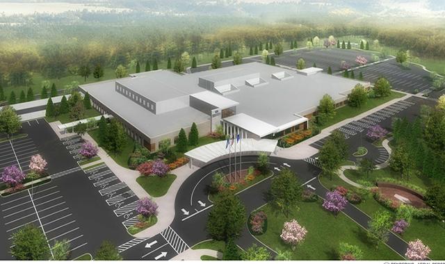 Veterans Affairs Outpatient Clinic Construction Begins