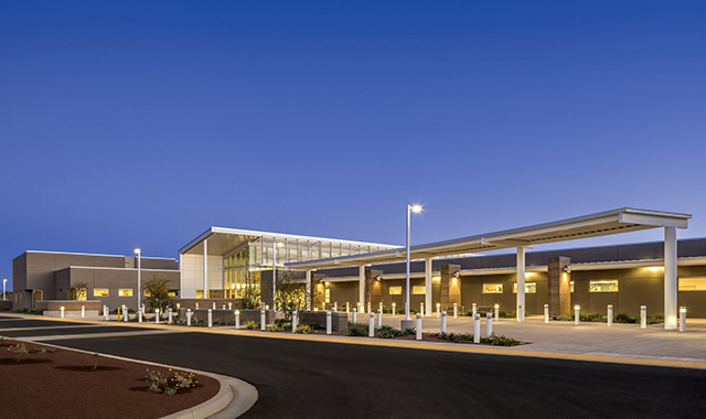 Fort Yuma Health Center Marks Completion, Opens