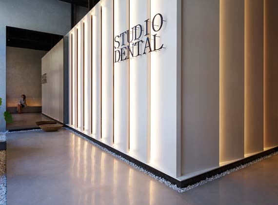 PHOTO TOUR: Studio Dental
